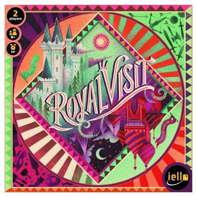 Royal Visit in 2020 | Visiting, Games box, Age 10