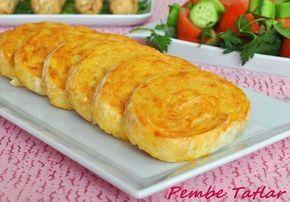 Patatesli Rulo Börek Tarifi | Yemek Tarifleri Sitesi | Oktay Usta, Pratik Yemekler