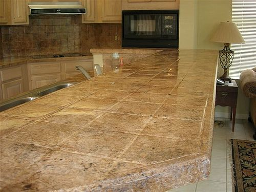 17 Best Images About Tiled Kitchen Countertops On Pinterest Ceramics Butch