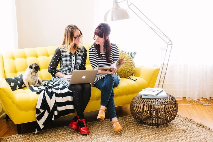 Not directly related to politics, but still some good advice from Elsie + Emma : A Beautiful Mess on running your own business, working from home, setting work/personal boundaries, and still being productive!