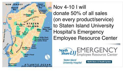 Staten Island Hospital Hurricane Relief
