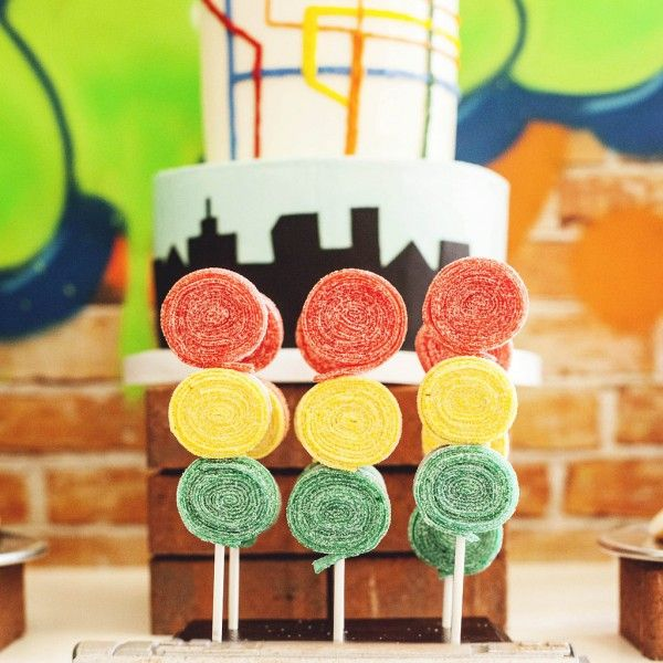 20 Best Images About NYC-inspired Birthday Party On