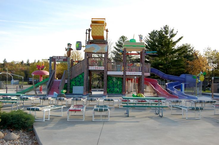 Water Park In Warrens Wisconsin 8