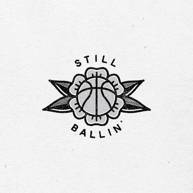 Bball tattoo