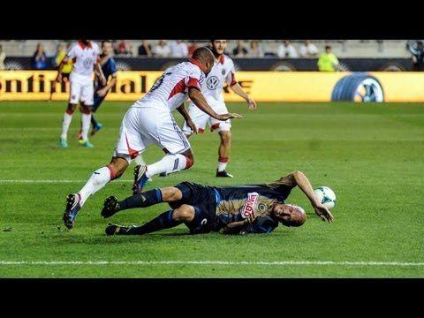 HIGHLIGHTS: Philadelphia Union vs D.C. United | August 10, 2013