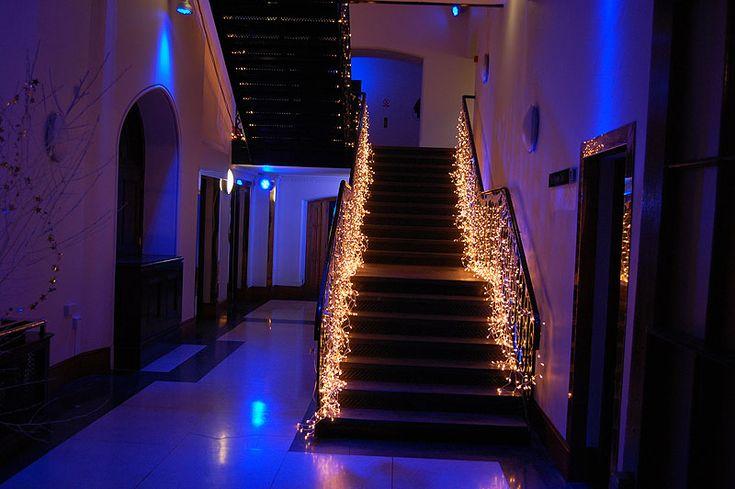 wedding lights DIY