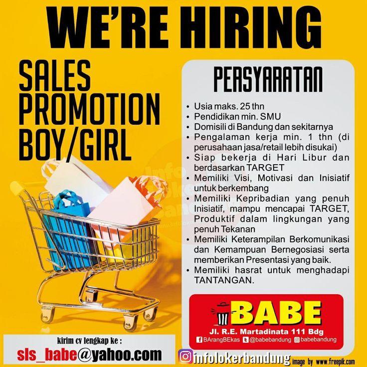 Lowongan Kerja SPB & SPB Babe ( Barang Bekas) Bandung Mei ...