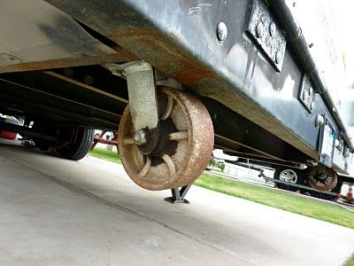 Wheels to prevent you from bottoming out. RV NOW with Jim Twamley: Travel Trailers