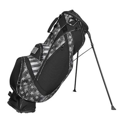 Golf Club Bags 30109: Ogio Black Ops Shredder Stand Golf Bag Mens - New 2017 -> BUY IT NOW ONLY: $169.95 on eBay!