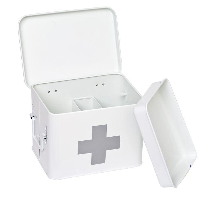 Førstehjelpskrin