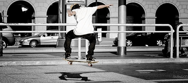 Skate by Alessia Ciccorelli @ http://adoroletuefoto.it