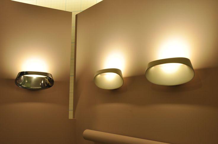 #bonnet by #odo fioravanti. #led light source. elegant and sinuous in shape.