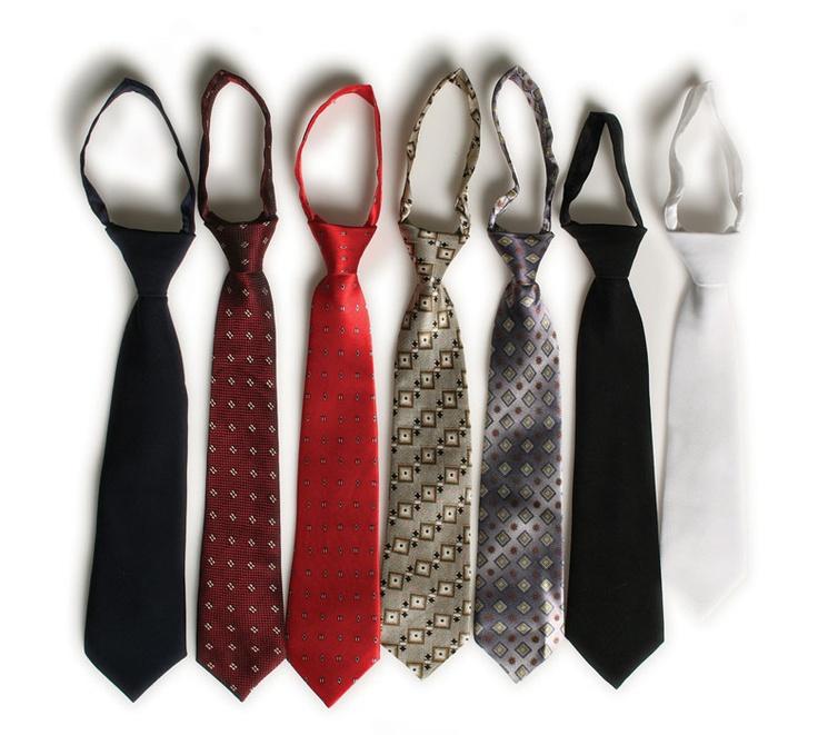 Lito Boys Dress Wear Zipper Ties Formal Wear  $4.99