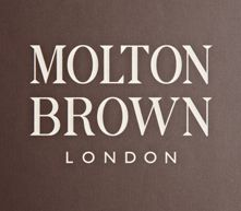 Molton Brown guest amenities.