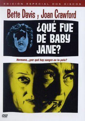¿Qué fue de Baby Jane? (1962) EEUU. Dir: Robert Aldrich.