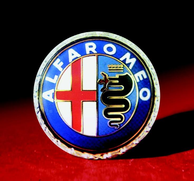 Logo Alfa Romeo 1972 - 1982