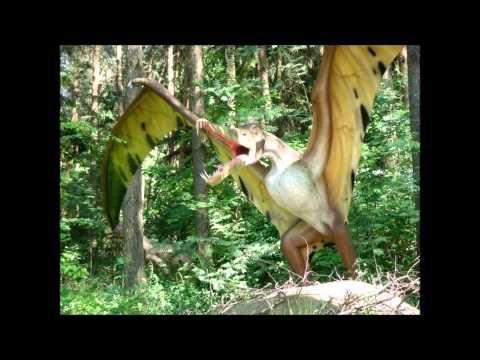 Fiberglass Jurassic World - YouTube