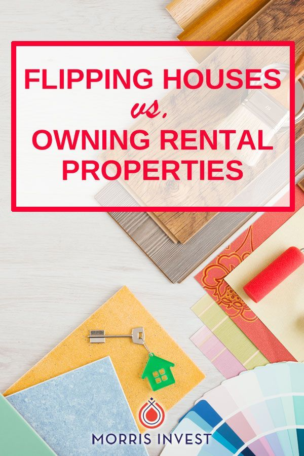 Flipping houses and owning buy and hold rental properties are two of the most popular real estate strategies. These two strategies work very differently, and generally I recommend that you choose one path. But which one is right for you?