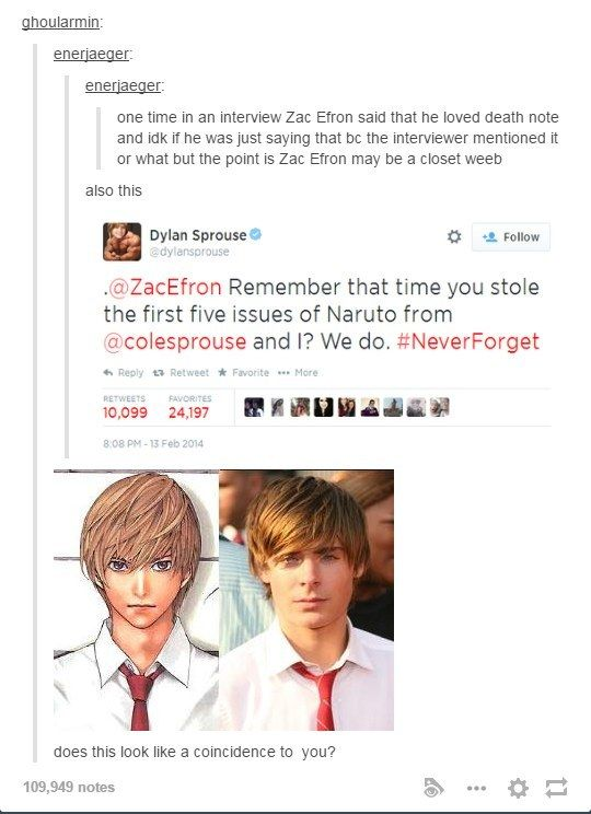 And the time they solved the mystery.   Community Post: 33 Times The Anime Side Of Tumblr Was Pretty OK After All