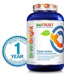 BioTrust BrainBright $59