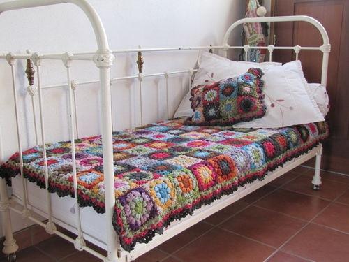 Gorgeous blanket
