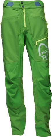 Norrøna Fjørå Flex1 Pants  Norrona Green/Phantom  1599,00