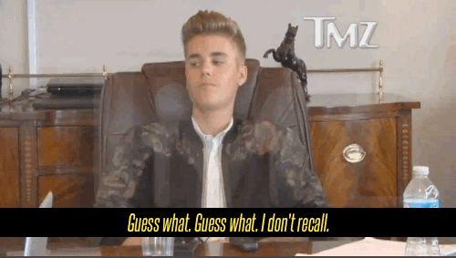 Justin Bieber Answers 20 BuzzFeed Quizzes
