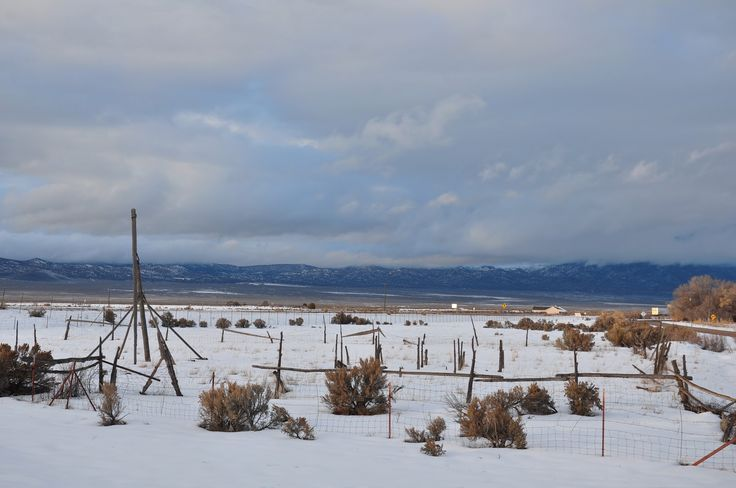 JD's Scenic Southwestern Travel Destination Blog: Scenic I-15 Winter Landscapes & Nephi ~ Utah!