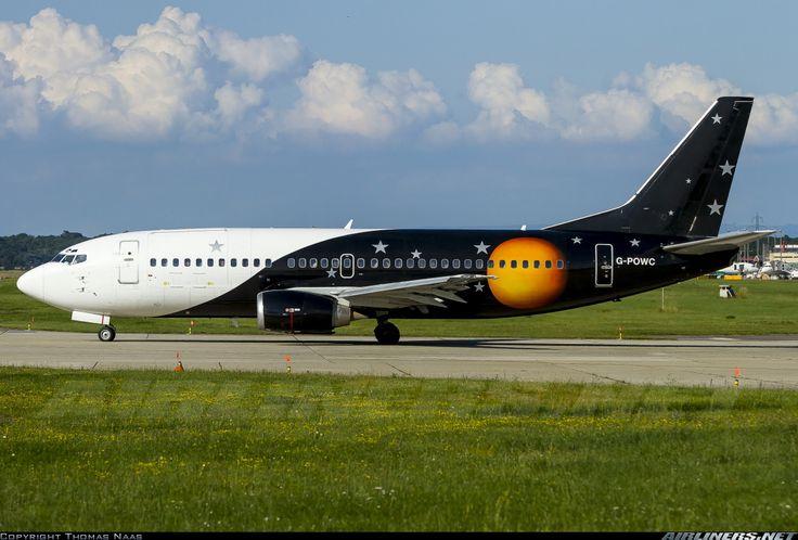 Titan Airways G-POWC Boeing 737-33A(QC) aircraft picture