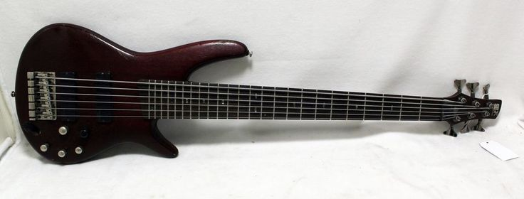 SDGR Sound Gear Ibanez 6 String Electric Bass Guitar SR506 Bartolini Pickup #Ibanez #SDGR #Precision #Bass #electric #guitar #for #sale