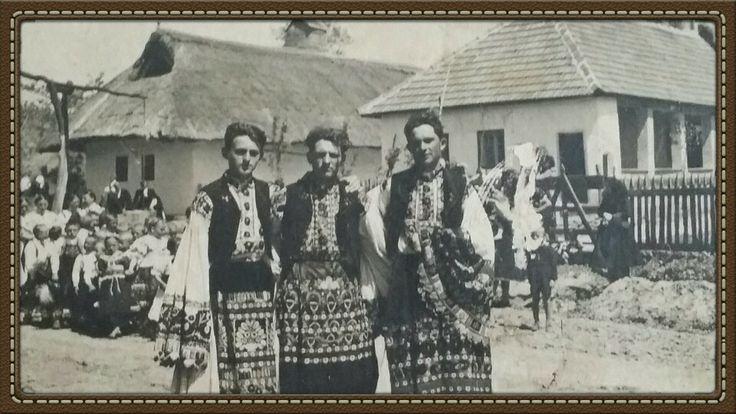 Matyó legények 1940
