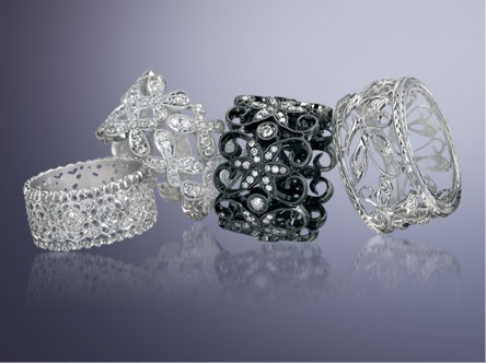 Jack Friedman Filigree Collection