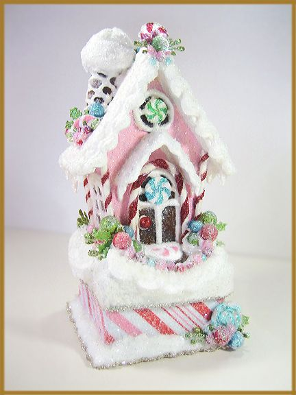 Christmas Light Music Box