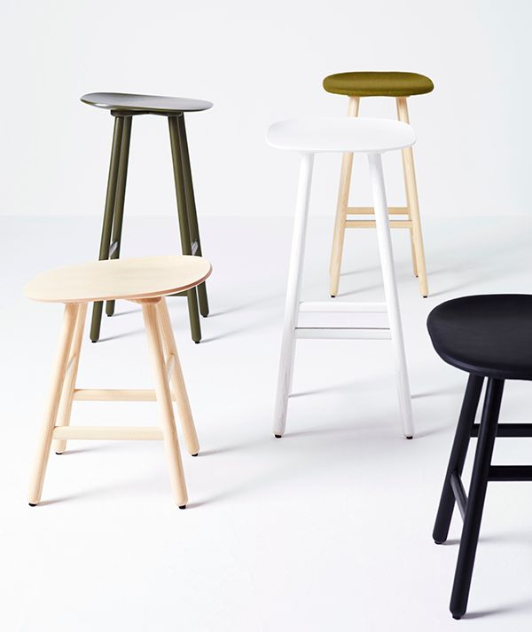 Shell stool | Note design studio & 140 best Furniture - Stools (Counter / Bar Height) images on ... islam-shia.org