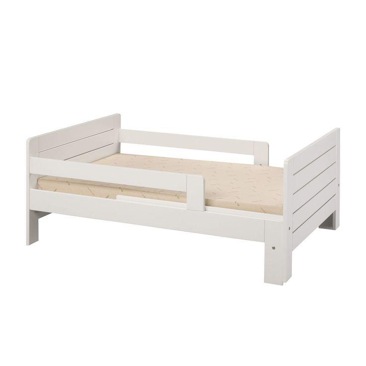 Lit évolutif enfant Blanc - Lilou - Les lits enfants - Meubles d'enfant et bébé - Tous les meubles - Décoration d'intérieur - Alinéa
