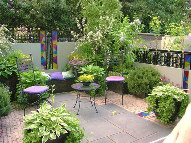 Wunderbare Garten Ideen Mit Funkien #Garten #Gartenplanung #GartenIdeen