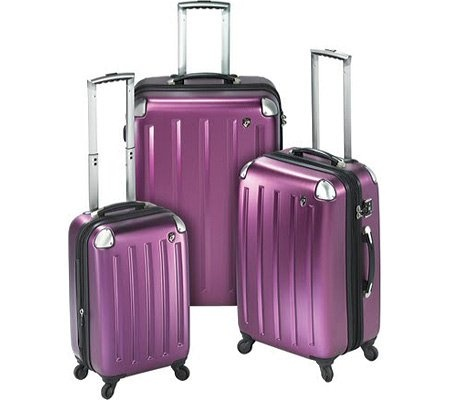 pulse 3 piece set by heys luggage at gilt