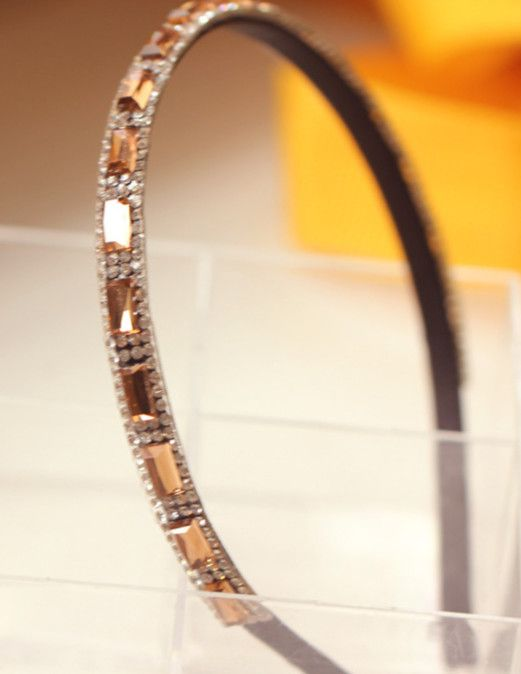 Rhinestone Decorated Bling Hair Clasp_Headwear_Accessories_Digbabies