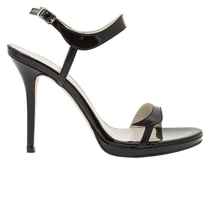1008B33-BLACK PATENT www.mourtzi.com #sandals #heels #mourtzi #greekdesigners