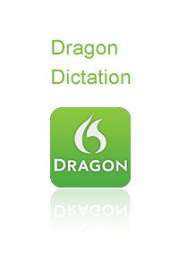 I love this app!! Dragon Dictation. It's free and works great for voice/speech to text for texting or notes.....