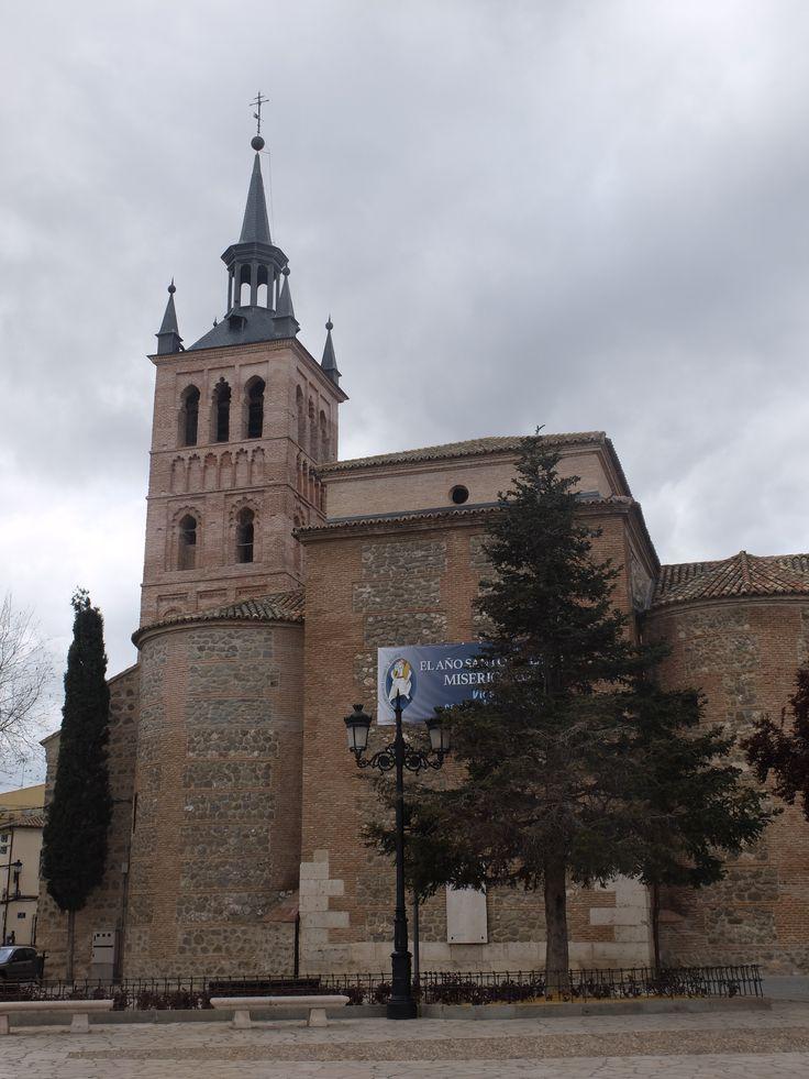 Pese a haber perdido dos metros de altura esta iglesia sigue teniendo esbeltez