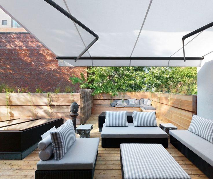 Tolle Design  Ideen Für Dachterrassen Awesome Ideas