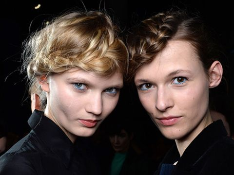 Swell 1000 Images About Fall Winter 2014 Hair Trends On Pinterest Short Hairstyles Gunalazisus