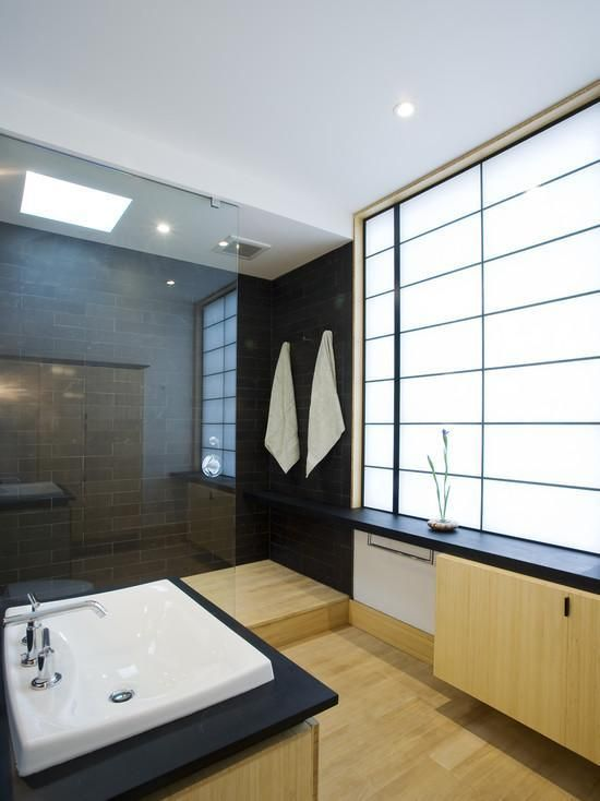 Badezimmer Japanischer Stil | Slagerijstok