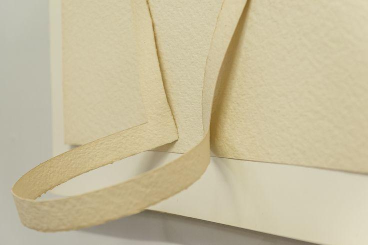 Hidetoshi Nagasawa_lavoro di carta, Arco d'Alibert_detail_ 2004, carta, cm 83.5x63 (ph. Sebastiano Lucanio)