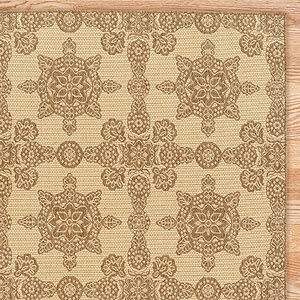 neutral, interesting outdoor rug: Interesting Outdoor, Outdoor Decor, Indoor Outdoor Rugs