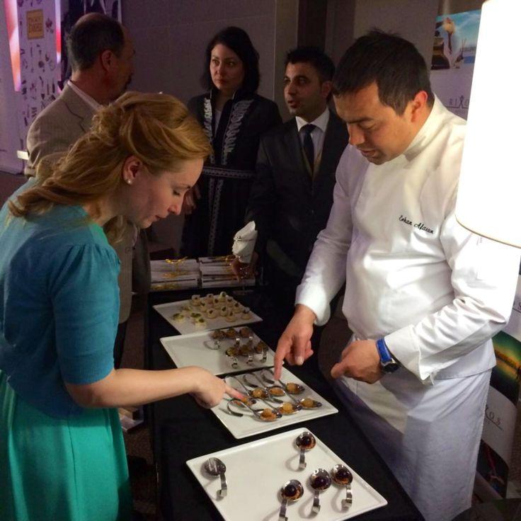 In 5th Sochi Gastronomy Festival.