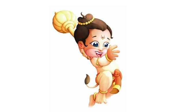 Hanuman Animated Hd Wallpaper Group Pictures 65 Bal Hanuman Hanuman Hd Wallpaper Hanuman