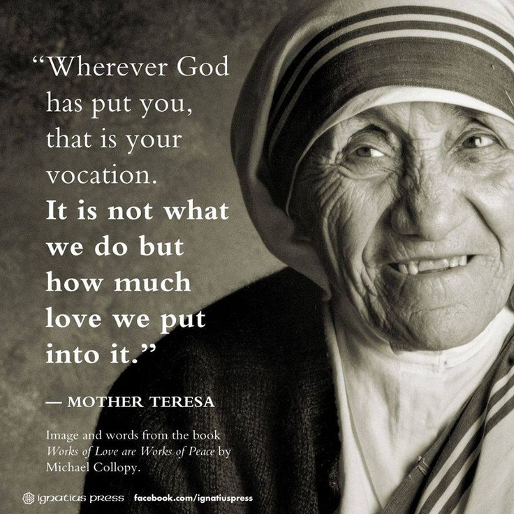 Catholic Quotes On Love: 172 Best Mother Teresa..... Images On Pinterest