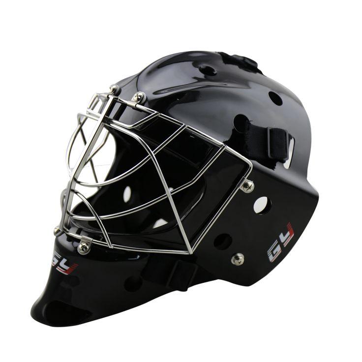 GY Free shipping GOALIE MASKS Hockey Goalie helmet floorball helmet For Sale #Affiliate